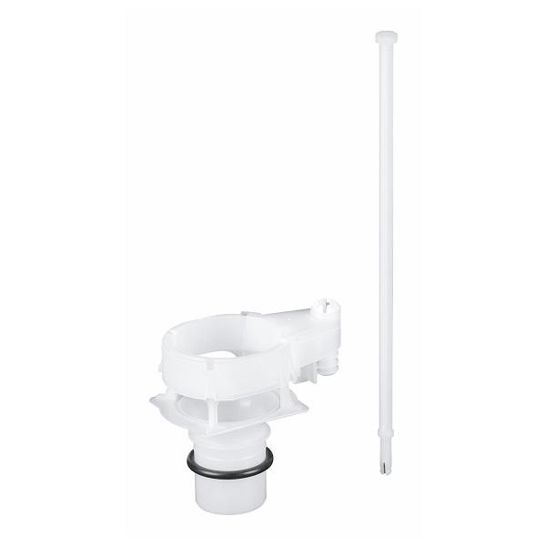 GROHE príslušenstvo - sedlo ventilu s regulátorom prietoku vody do nádržie RAPID SLX, 42593000
