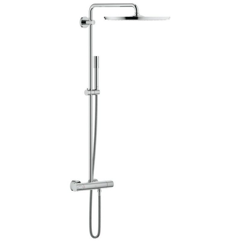 GROHE Rainshower 400 sprchový systém s termostatickou batériou 27174001