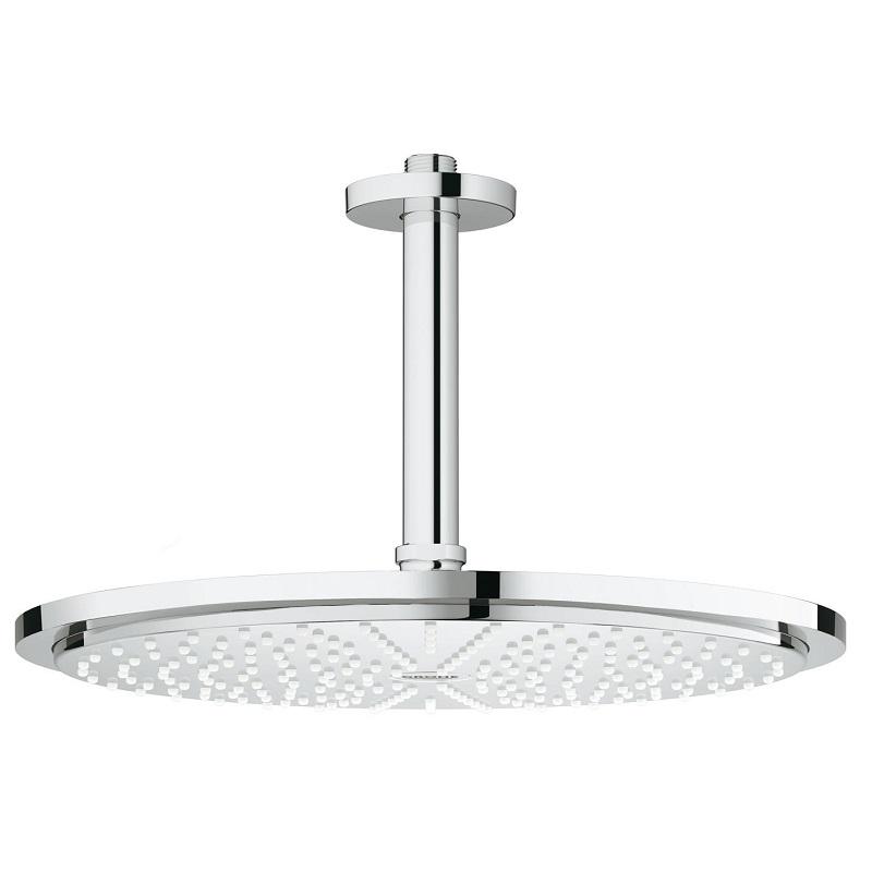 Grohe RAINSHOWER Cosmopolitan 310 1jet EcoJoy stropná hlavová sprcha so sprchovým ramenom 142 mm chróm 26067000