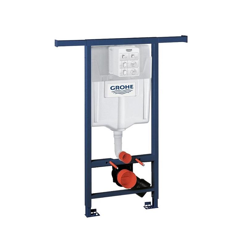 GROHE Rapid SL pre závesné WC do bytového jadra 38588001