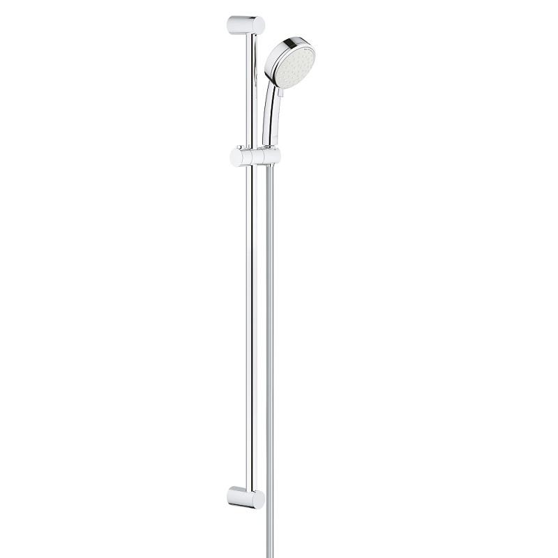 GROHE Tempesta New sprchový set Cosmopolitan 100 s tyčou chróm 27788002