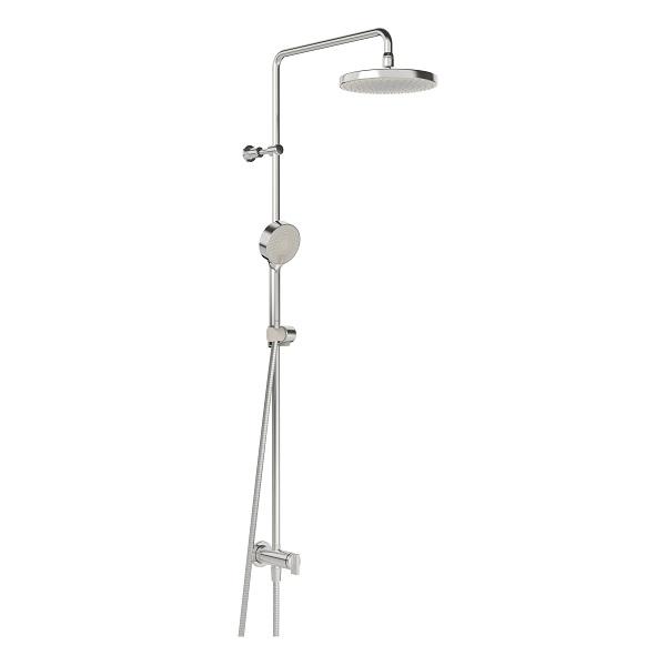 HANSA BASICJET sprchový set s 3-polohovou sprchou chróm 44380200