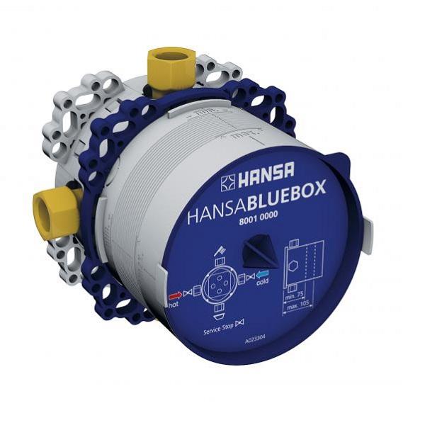 HANSA BlueBox - základné podomietkové teleso G 3/4