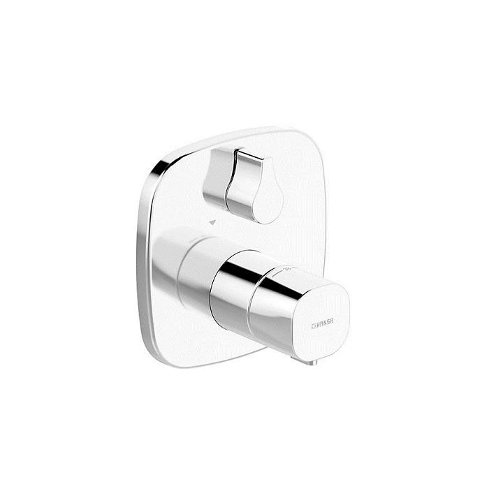 HANSA DESIGNO 2018 SE vaňová batéria termostatická podomietková s uzatv ventilom a prepínačom 81149572