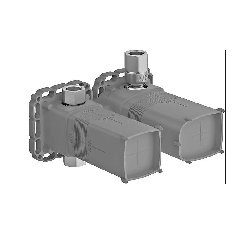 HANSA DESIGNO podomietkové vaňové termostatické teleso 44030100