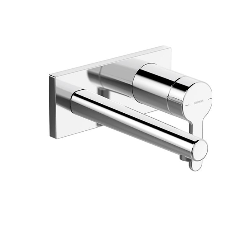 HANSA DESIGNO - umývadlová 2-otvorová batéria chróm, 51092183