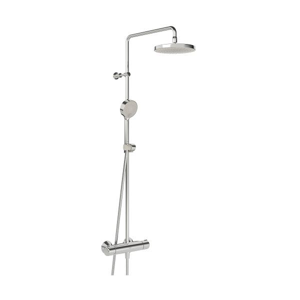HANSA MICRA sprchový systém termostatický nástenný 44350130