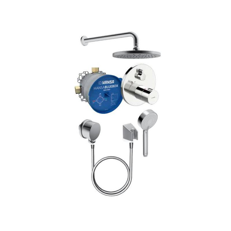 HANSA MIX set sprchový termostatický okrúhla sprcha 89940000
