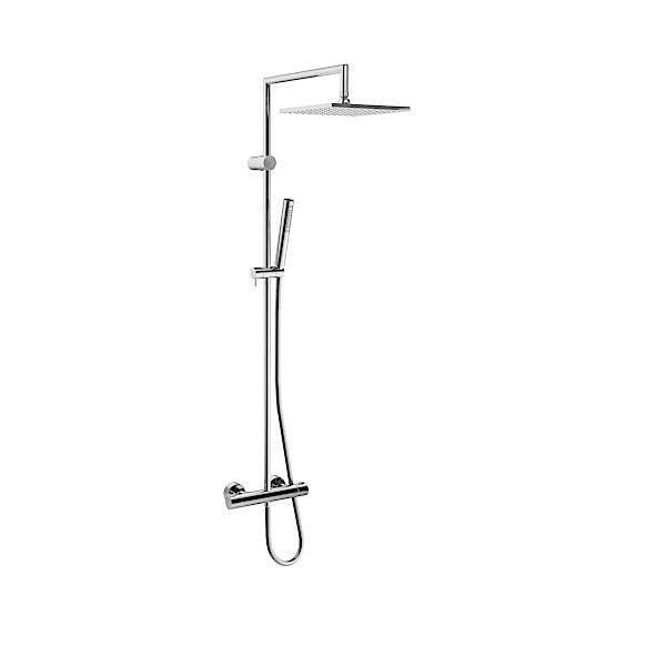 HANSA Prisma Style sprchový systém termostatický nástenný 58099113