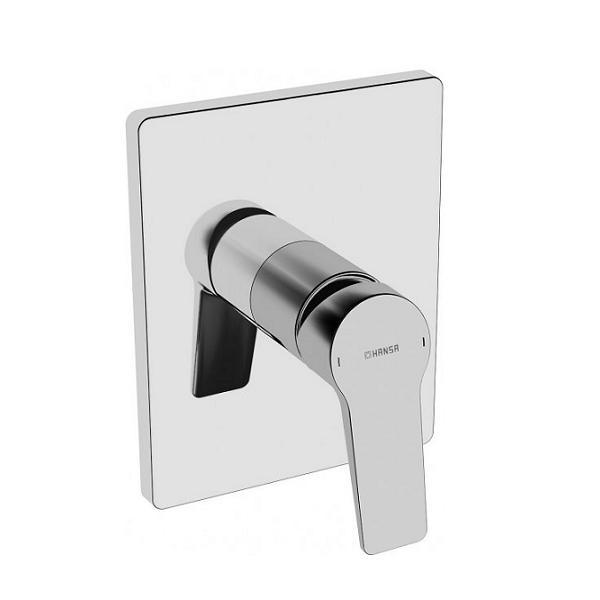 HANSA TWIST PP sprchová podomietková batéria bez prepínača chróm 89859083