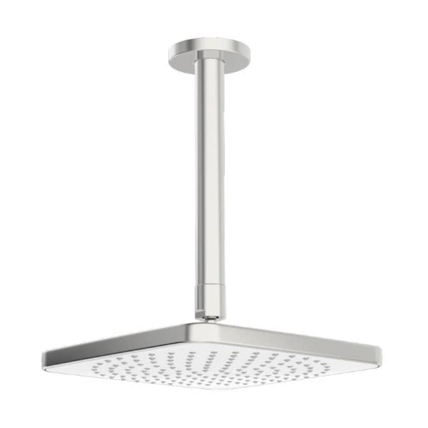 HANSABASICJET stropná hlavová sprcha, s vertikálnym sprchovým ramenom 44370200