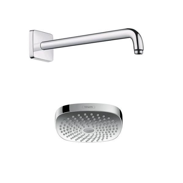 HANSGROHE Croma Select E 180 set 2v1 327773