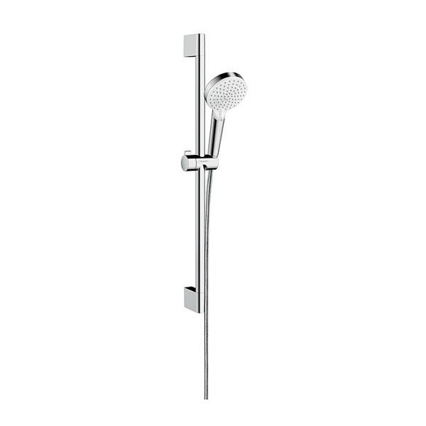 HANSGROHE Crometta Vario sprchový set 0,65m EcoSmart biela/chróm 26534400