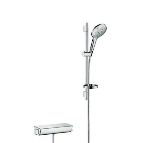 HANSGROHE Ecostat Select batéria sprchová 270932 + Raindance Puro tyč a Select 150 sprcha