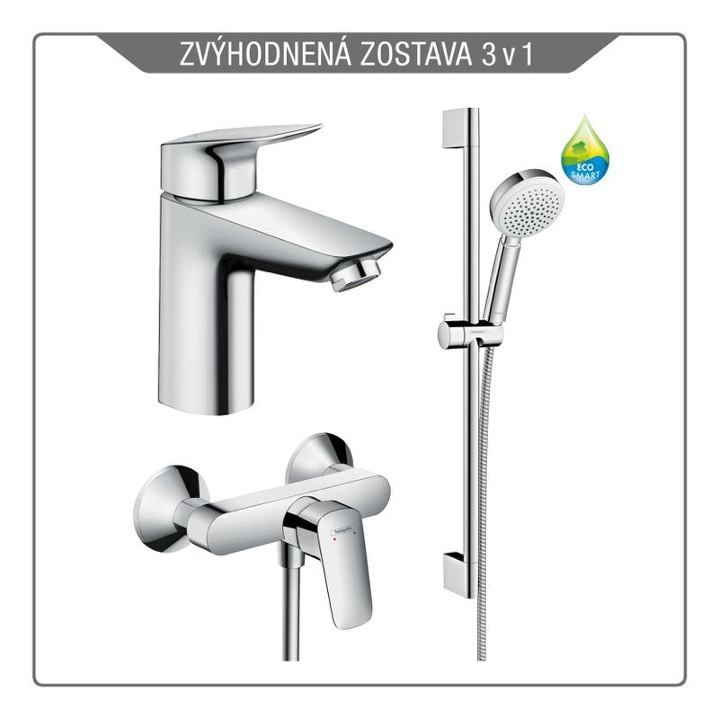 HANSGROHE Logis sprchový set 3v1