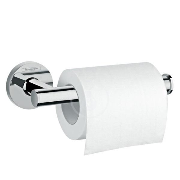 Hansgrohe Logis Universal - Držiak na toaletný papier bez krytu , chróm 41726000