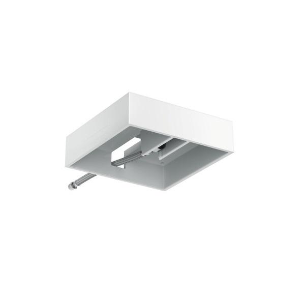 Hansgrohe Raindance E základné  teleso na hornú sprchu 400x400 pre montáž stropnej sprchy 26254180