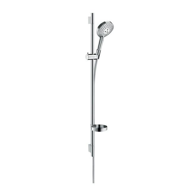 HANSGROHE Raindance S 120 3jet sprchový set s ručnou sprchou PowderRain 90cm 27667000