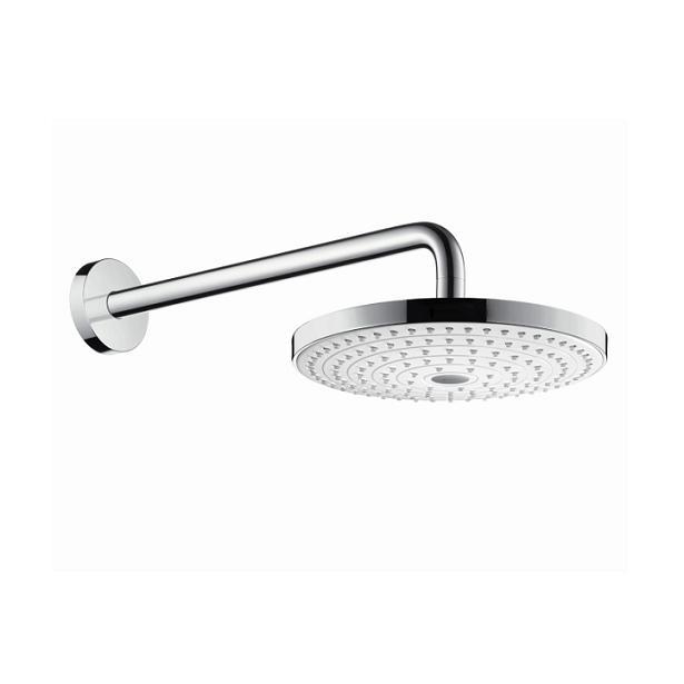 HANSGROHE Raindance Select S hlavová sprcha 240 s ramenom 390mm biela/chróm 26470400