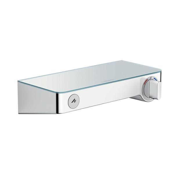 Hansgrohe ShowerTablet Select termostatická sprchová batéria 300 biela/chróm 13171400
