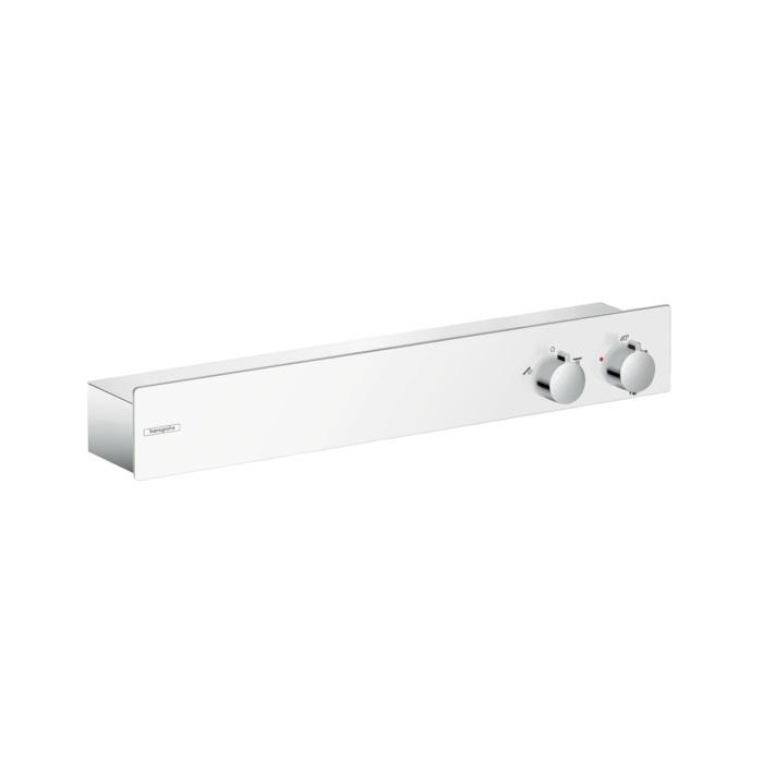 Hansgrohe ShowerTablet Select termostatická sprchová batéria 600 k telesu pod omietku biela/chróm, 13108400