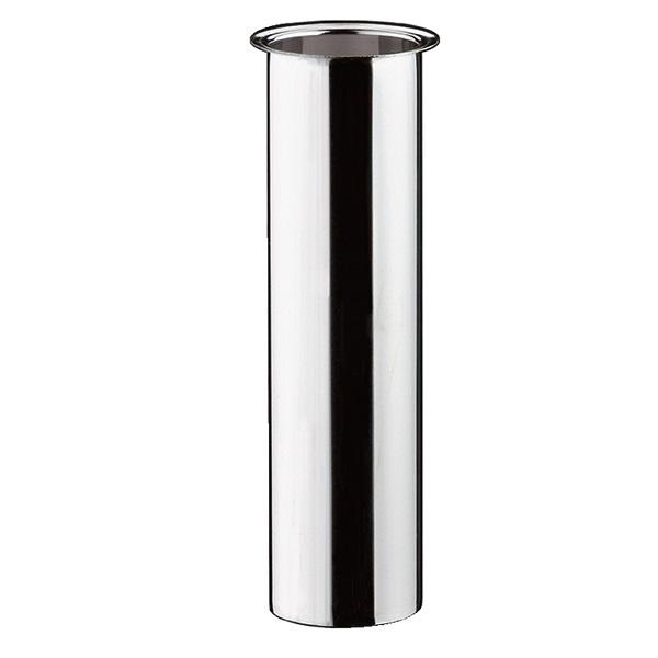 HANSGROHE sifóny - rovná trubka 300 mm s lemom chróm, 53428000
