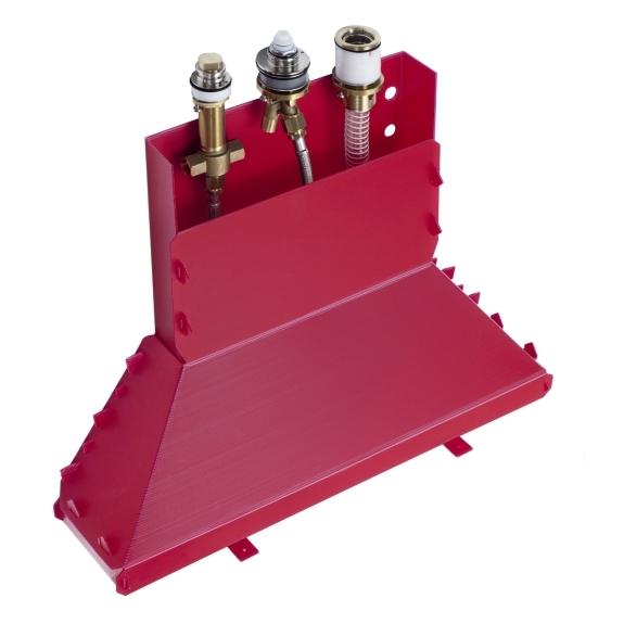HANSGROHE teleso základné pre 3-otvorovú vaňovú batériu 13437180
