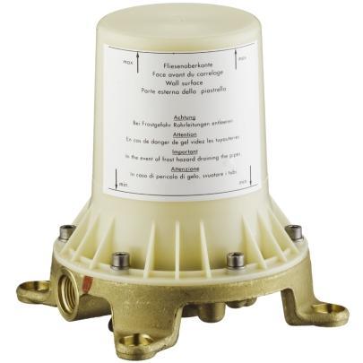 HANSGROHE teleso základné pre voľne stojacu vaňovú batériu 10452180
