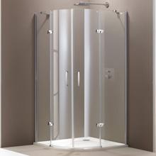 HÜPPE Aura 90 R50 sprchový kút 2-krídlové dvere 400801092322
