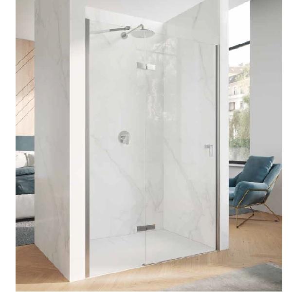 HÜPPE Aura Pure 90cm dvere sprchové na vaničku AP0103069322