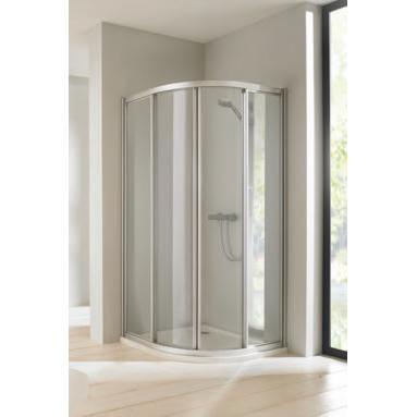 HÜPPE Classics Elegance 1000x1000 sprchový kút posuvné dvere 286557