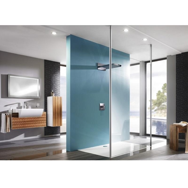 HÜPPE Easy Step 120 x 80 cm vanička sprchová biela 215014055