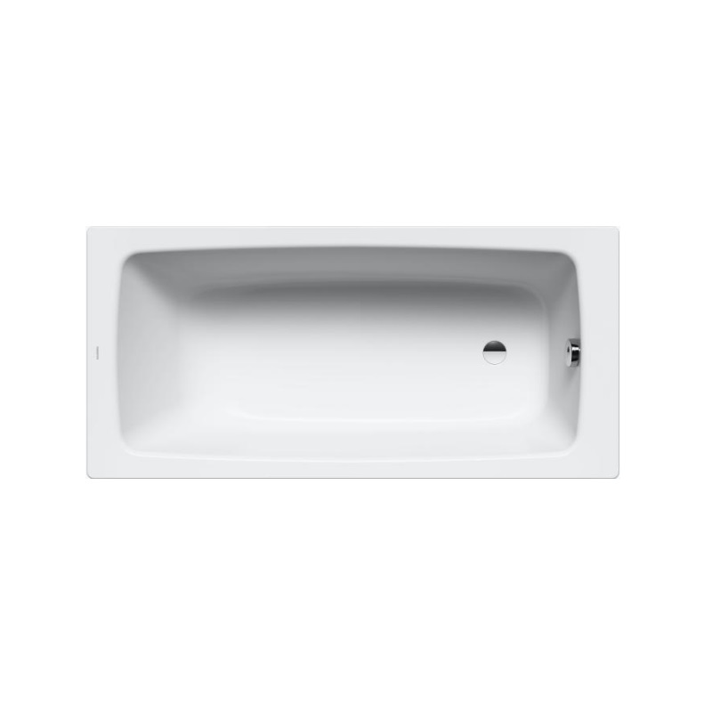 KALDEWEI Cayono 751 vaňa 180 x 80 x 41 cm biela Perl-Effekt 275100010001