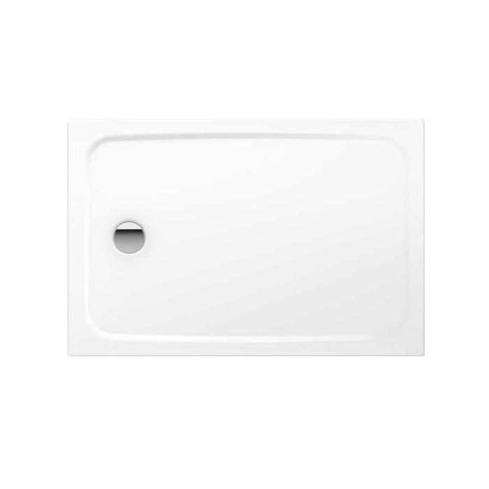 KALDEWEI Cayonoplan sprchová vanička 90 x 100 cm biela Pearl-Effekt 361700013001