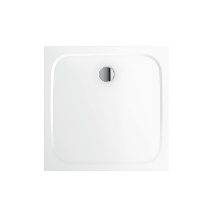 KALDEWEI Cayonoplan sprchová vanička 90 x 90 cm biela Pearl-Effekt 361400013001