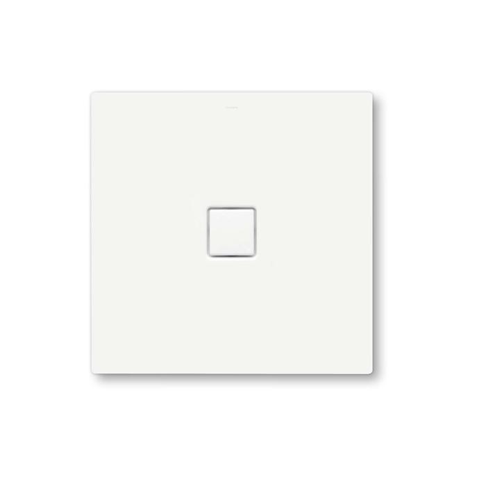 KALDEWEI Conoflat 784-1 sprchová vanička 90 x 100 x 2,3 cm biela 465400010001