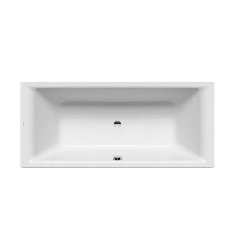 KALDEWEI Puro Duo 664 vaňa 180 x 80 x 42 cm biela 266400010001