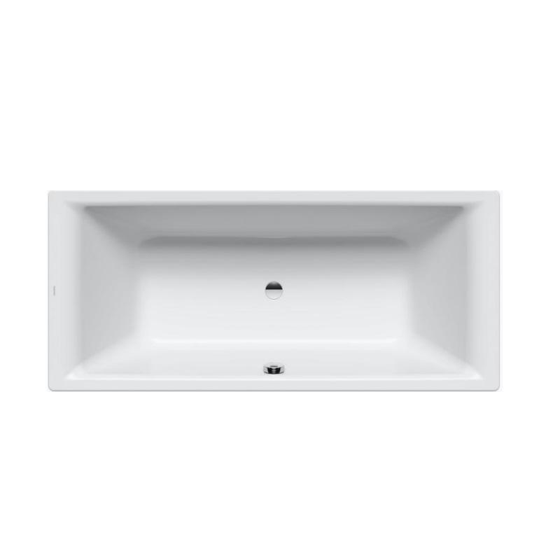 KALDEWEI Puro Duo 664 vaňa 180 x 80 x 42 cm biela Perl-Effekt 266400013001