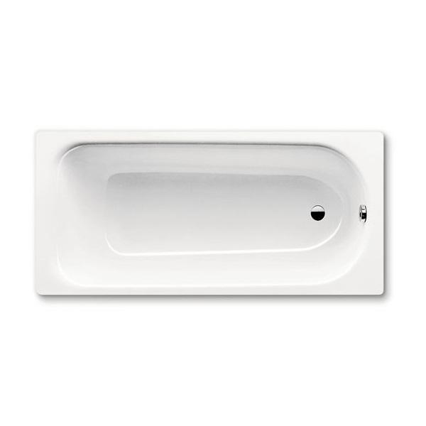 KALDEWEI Saniform Plus 375-1 vaňa 180 x 80 x 43 cm biela Perl-Effekt 112800013001