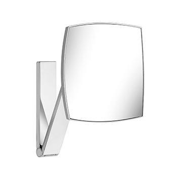 KEUCO iLOOK MOVE zrkadlo kozmetické chróm štvorcové, 17613010000