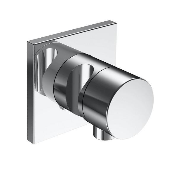 KEUCO Ixmo 2-cestný prepínací ventil s prípojom hadice a držiakom sprchy (k telesu 59556000170) chróm 59556010202