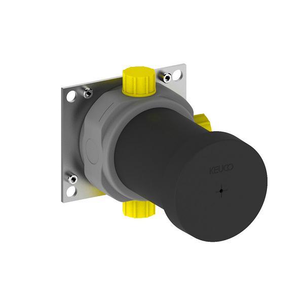 KEUCO Ixmo podomietkové teleso 2-cestné pre prepínacie a aztváracie ventily 59556000070