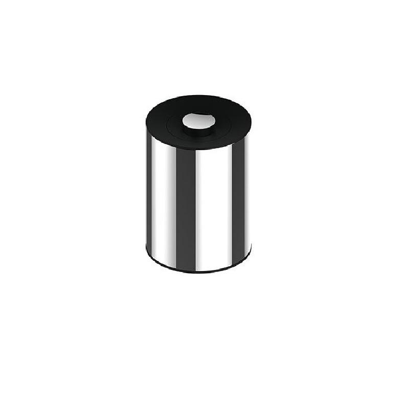 KEUCO PLAN kôš odpadkový chróm/čierna 04989010037