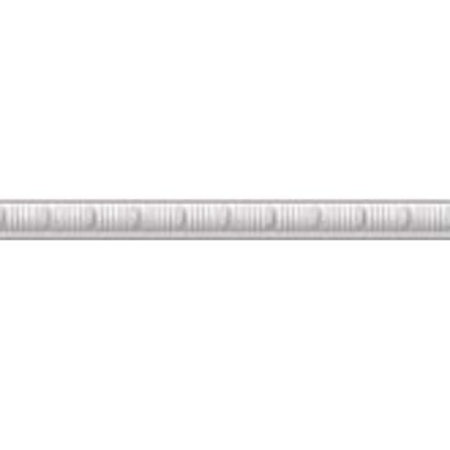 listela METROPOLITAN L.METROPOLITAN-B/32/R 3 x 32 cm lesklá biela
