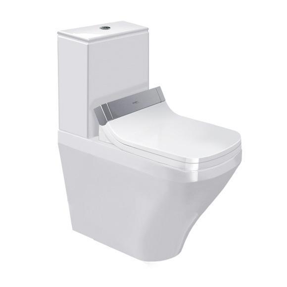 misa WC kombi stojaca DURA STYLE 37 x 70 cm biela WG