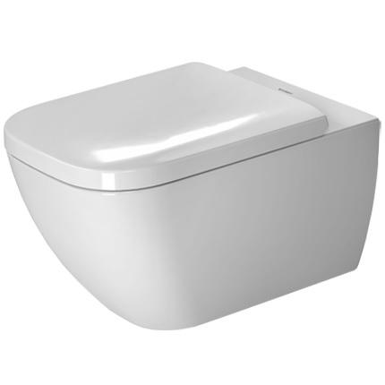 misa WC závesná HAPPY D.2 36,5 x 54 biela s upevnením Durafix