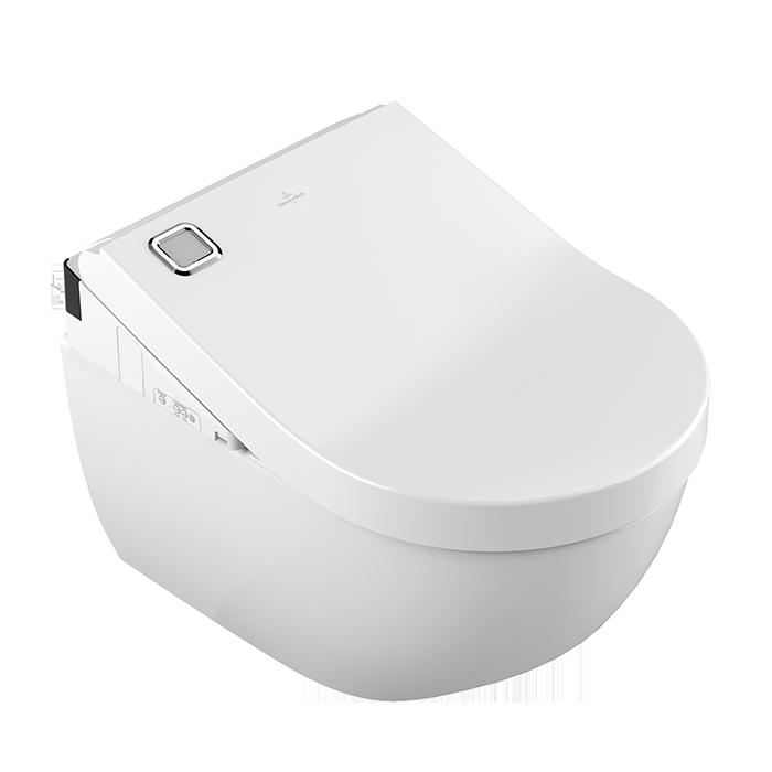 misa WC závesná SUBWAY 2.0 Viclean U+ 37 x 56 DirectFlush biela C+ s upev. SupraFix (pre ViClean U+ )