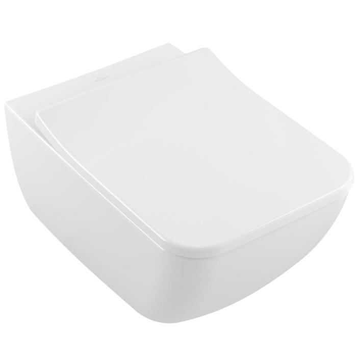 misa WC závesná VENTICELLO 56 x 37,5 DirectFlush biela s AquaReduct