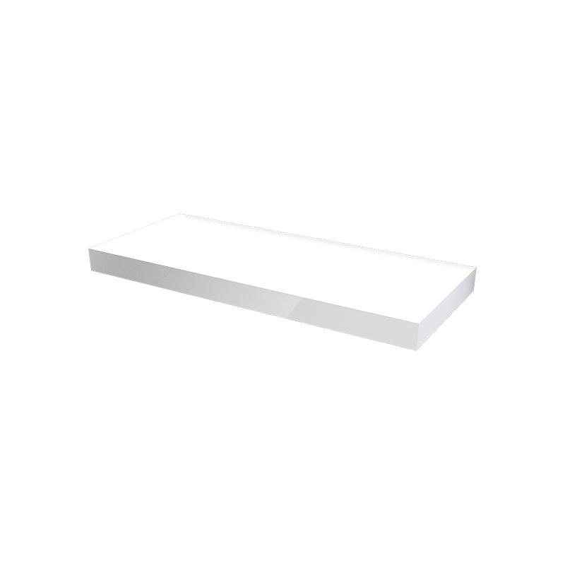 MYBATH MyVento doska pod umývadlo 120 x 8 x 50 lesklá biela MP120B01