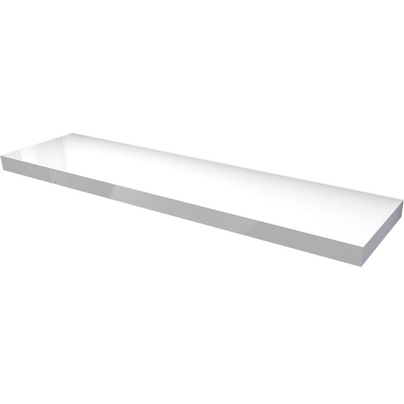 MYBATH MyVento doska pod umývadlo 200 x 50 x 8 lesklá biela MP200B01